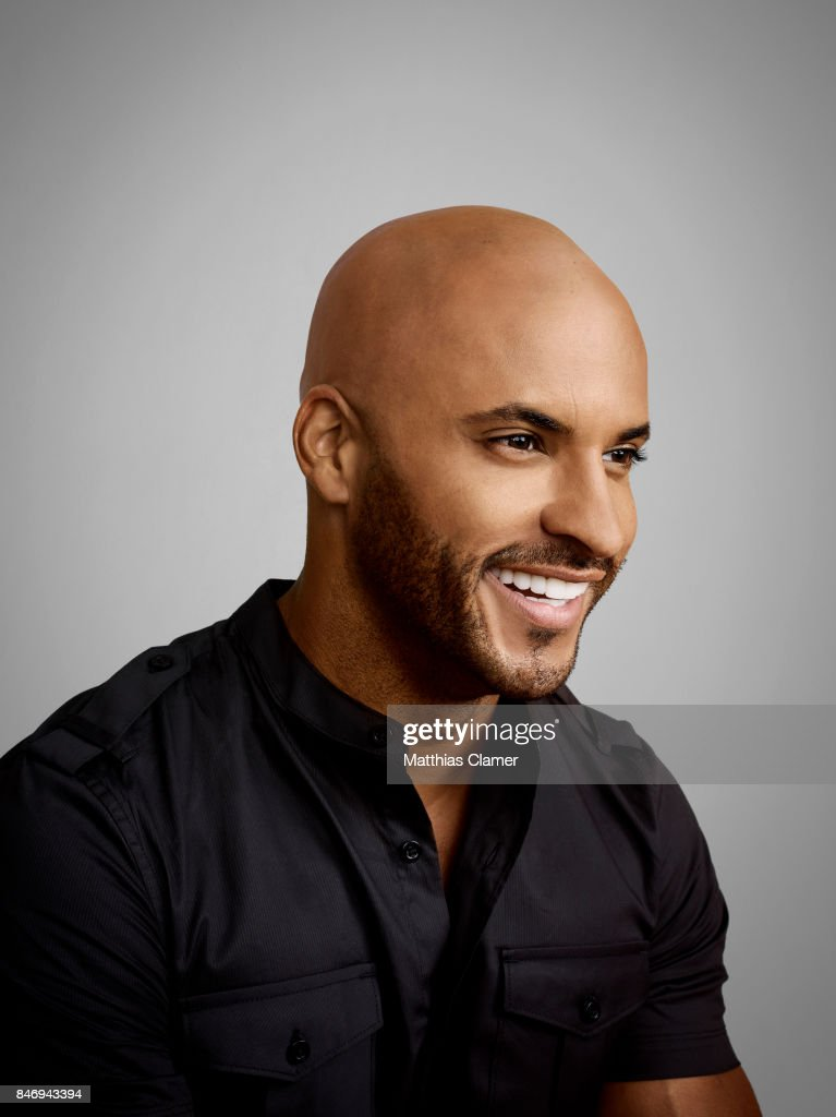 Actor Ricky Whittle from 'American Gods' is photographed for Entertainment Weekly Magazine on July 22, 2016 at Comic Con in the Hard Rock Hotel in San Diego, California.