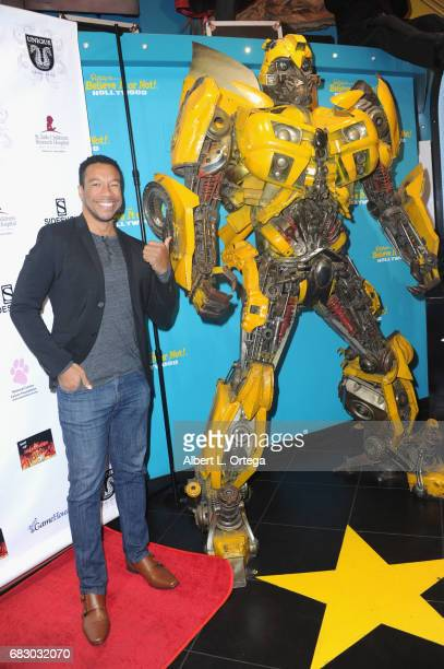 Actor Rico E Anderson at Son Of Hollywood Hotness held at Ripley's Believe It or Not on May 13 2017 in Hollywood California