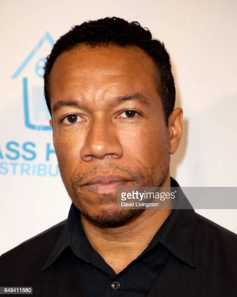 Actor Rico E Anderson attends the premiere of Glass House Distributions' 'Dropping The Soap' at Writers Guild Theater on March 7 2017 in Beverly...