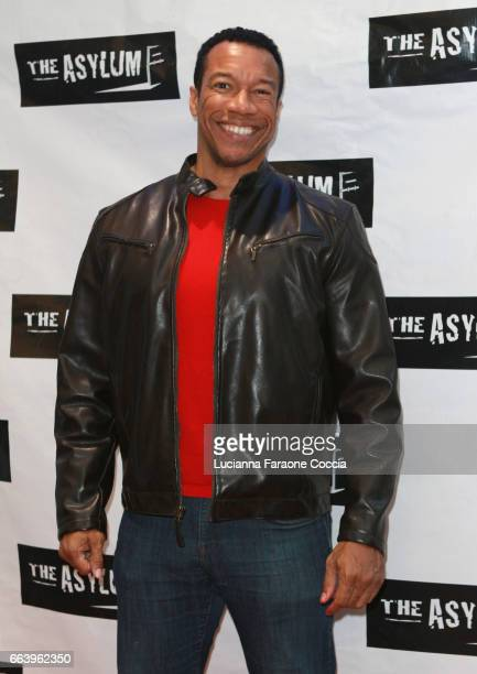 Actor Rico E Anderson attends the premiere of The Asylum's 'The Fast And The Fierce' at Downtown Independent Theater on April 2 2017 in Los Angeles...