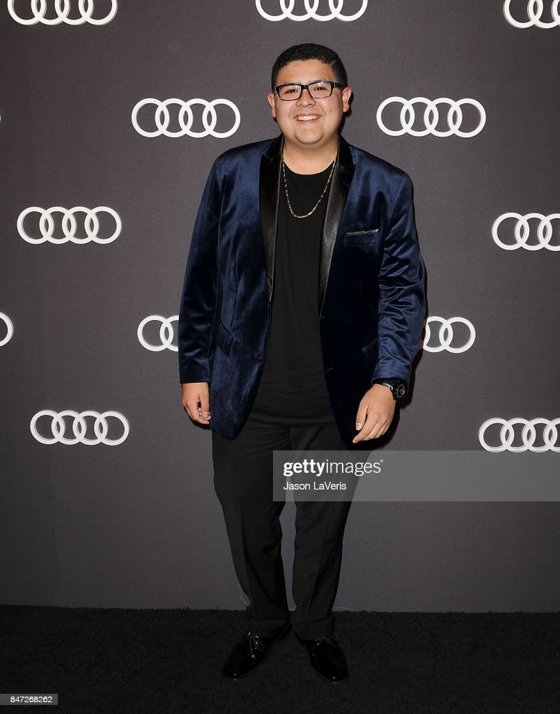 Audi Celebrates The 69th Emmys - Arrivals