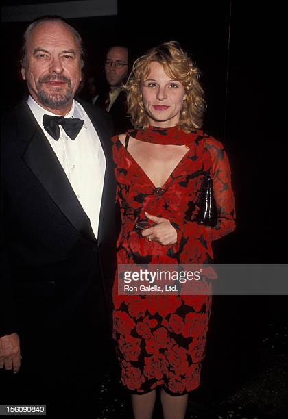 Actor Rip Torn and actress Angelica Torn attending Fourth Annual IFP Gotham Awards on September 20 1994 at the Roseland in New York City New York