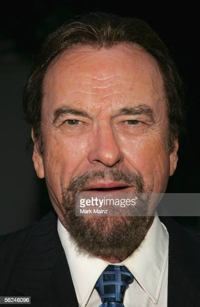 Actor Rip Torn attends the premiere of 'Yours Mine and Ours' at the Arclight Theatre November 20 2005 in Hollywood California