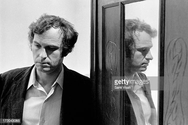Actor Rip Torn on the set of Tropic of Cancer on May 151969 in Paris France