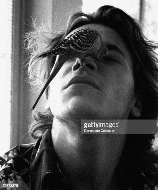 Actor River Phoenix poses for a photoshoot at his residence in FloridaUSA