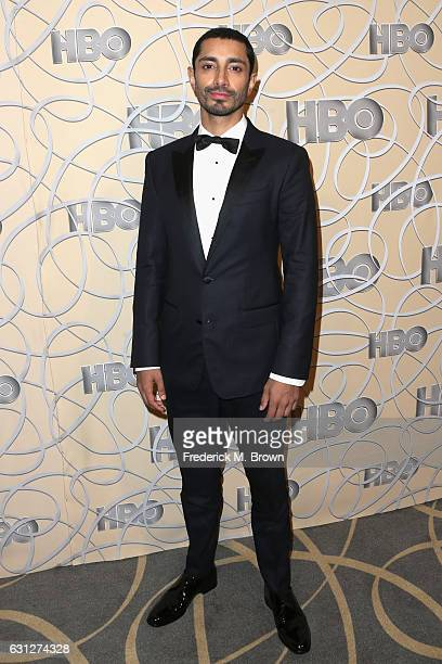 Actor Riz Ahmed attends HBO's Official Golden Globe Awards After Party at Circa 55 Restaurant on January 8 2017 in Beverly Hills California