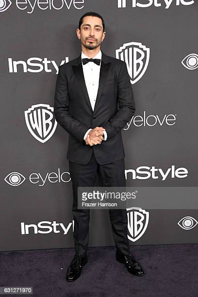 Actor Riz Ahmed attends the 18th Annual PostGolden Globes Party hosted by Warner Bros Pictures and InStyle at The Beverly Hilton Hotel on January 8...
