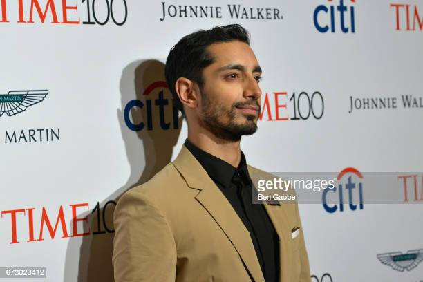 Actor Riz Ahmed attends the 2017 Time 100 Gala at Jazz at Lincoln Center on April 25 2017 in New York City