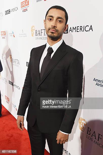 Actor Riz Ahmed attends The BAFTA Tea Party at Four Seasons Hotel Los Angeles at Beverly Hills on January 7 2017 in Los Angeles California