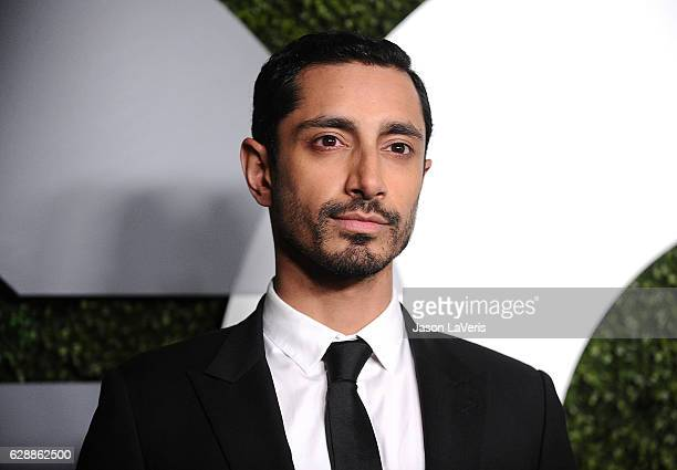 Actor Riz Ahmed attends the GQ Men of the Year party at Chateau Marmont on December 8 2016 in Los Angeles California