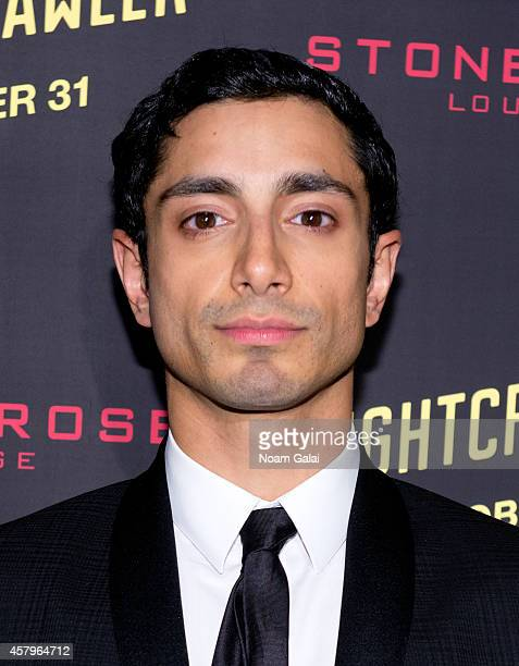 Actor Riz Ahmed attends the 'Nightcrawler' New York Premiere at AMC Lincoln Square Theater on October 27 2014 in New York City