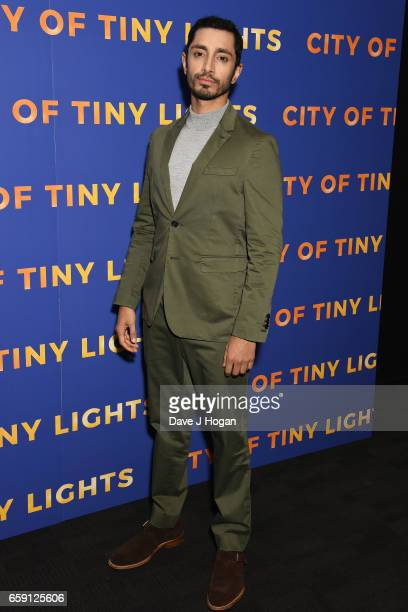 Actor Riz Ahmed attends the photocall of 'City of Tiny Lights' on March 28 2017 in London United Kingdom