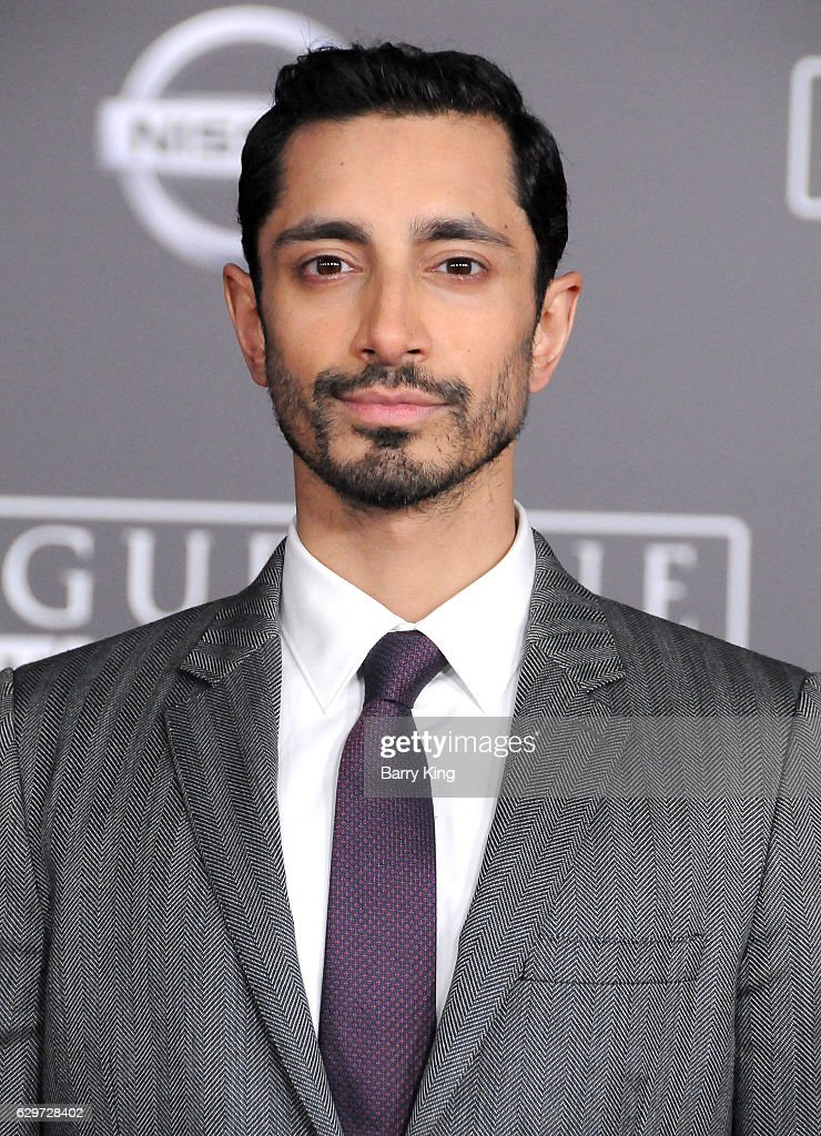 Actor Riz Ahmed attends the premiere of Walt Disney Pictures and Lucasfilms' 'Rogue One: A Star Wars Story' at the Pantages Theatre on December 10, 2016 in Hollywood, California.
