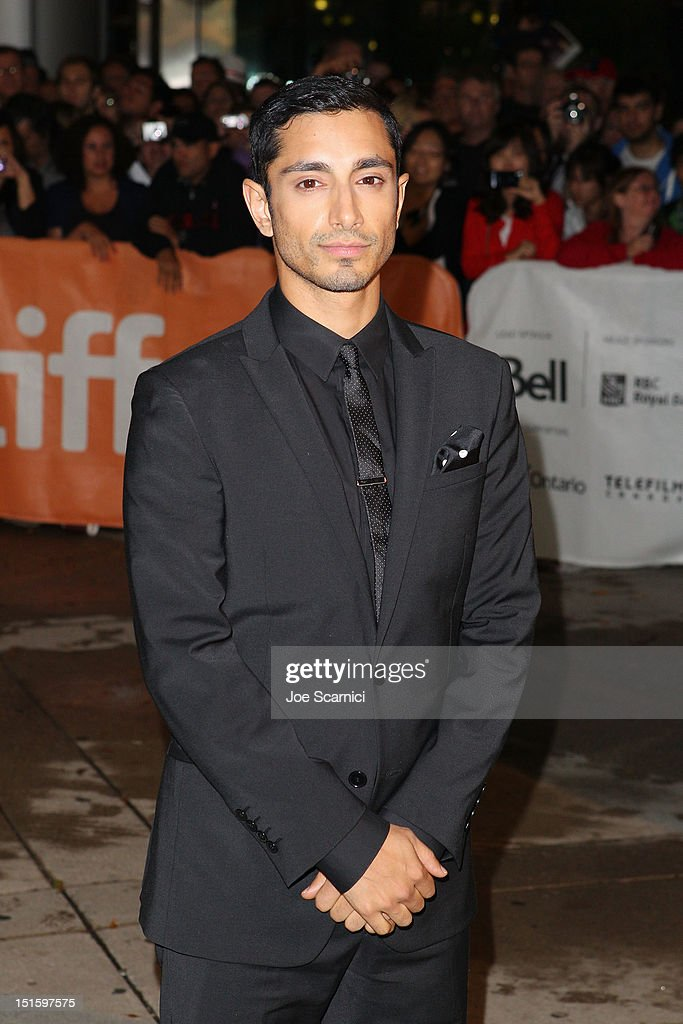 Actor Riz Ahmed attends 'The Reluctant Fundamentalist' premiere during the 2012 Toronto International Film Festival at Roy Thomson Hall on September 8, 2012 in Toronto, Canada.