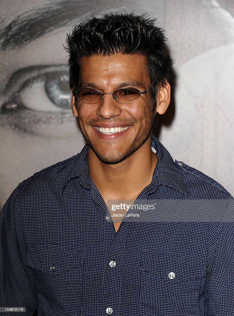Actor R.J. Cantu attends the 'X-Men: First Class' 3D projection party at The Roosevelt Hotel on September 8, 2011 in Hollywood, California.