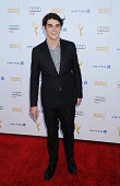 Actor RJ Mitte arrives at the Television Academy's 66th Emmy Awards Performance Nominee Reception at the Pacific Design Center on Saturday Aug 23 in...
