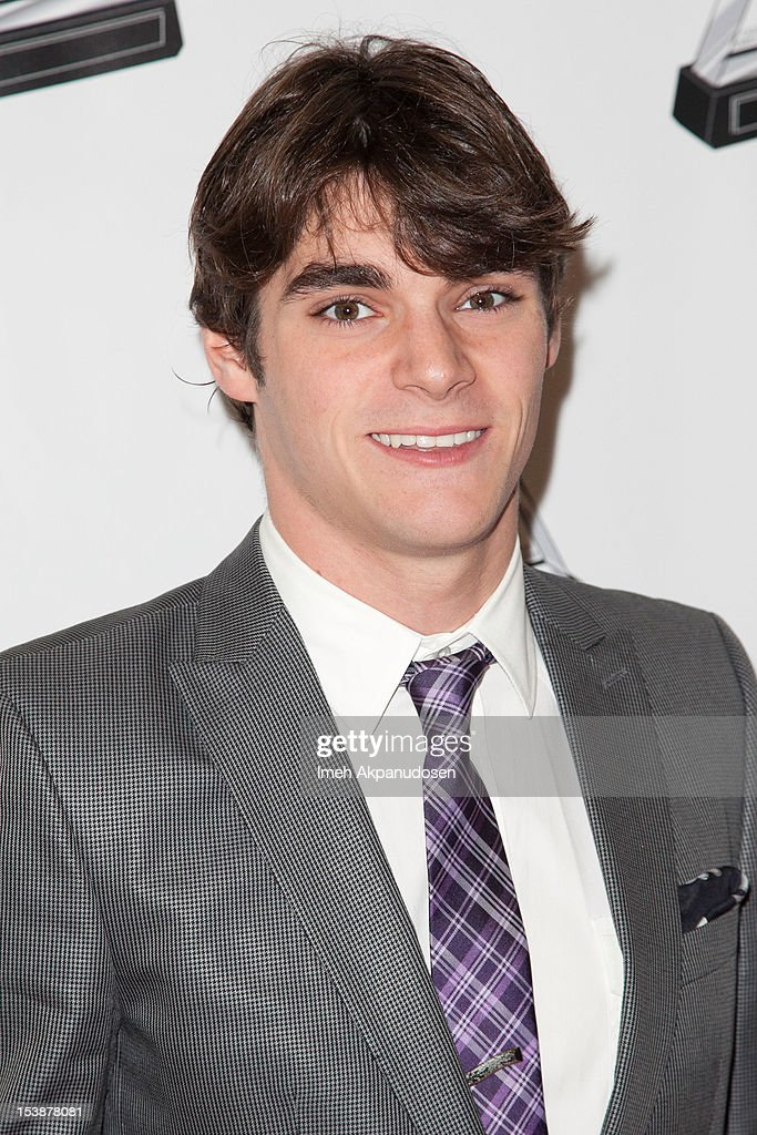 Actor RJ Mitte attends The 2012 Media Access Awards on October 10, 2012 in Beverly Hills, California.