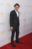Actor RJ Mitte attends the 37th College Television Awards at Skirball Cultural Center on May 25 2016 in Los Angeles California