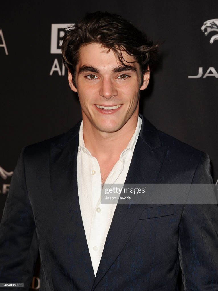 Actor RJ Mitte attends the BAFTA Los Angeles TV Tea Party at SLS Hotel on August 23, 2014 in Beverly Hills, California.
