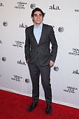 Actor RJ Mitte attends the 'Dixieland' Premiere during the 2015 Tribeca Film Festival at SVA Theater on April 19 2015 in New York City