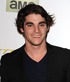 Actor RJ Mitte attends the premiere of 'Better Call Saul' at Regal Cinemas LA Live on January 29 2015 in Los Angeles California