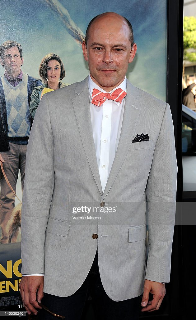 Actor <a gi-track='captionPersonalityLinkClicked' href=/galleries/search?phrase=Rob+Corddry&family=editorial&specificpeople=583934 ng-click='$event.stopPropagation()'>Rob Corddry</a> arrives at Film Independent's 2012 Los Angeles Film Festival premiere of Focus Features' 'Seeking A Friend For The End Of The World' at Regal Cinemas L.A. Live on June 18, 2012 in Los Angeles, California.