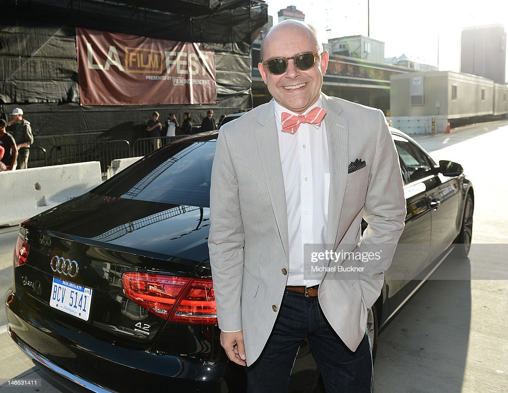 Actor <a gi-track='captionPersonalityLinkClicked' href=/galleries/search?phrase=Rob+Corddry&family=editorial&specificpeople=583934 ng-click='$event.stopPropagation()'>Rob Corddry</a> arrives at Focus Features' Premiere of 'Seeking A Friend For The End Of The World' at LA Live on June 18, 2012 in Los Angeles, California.