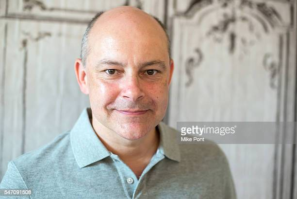 Actor Rob Corddry attends the AOL Build Speaker Series to discuss 'Ballers' at AOL HQ on July 13 2016 in New York City