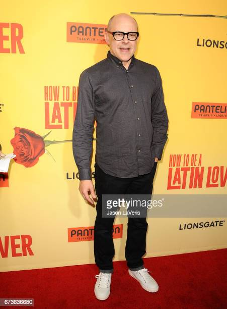 Actor Rob Corddry attends the premiere of 'How to Be a Latin Lover' at ArcLight Cinemas Cinerama Dome on April 26 2017 in Hollywood California