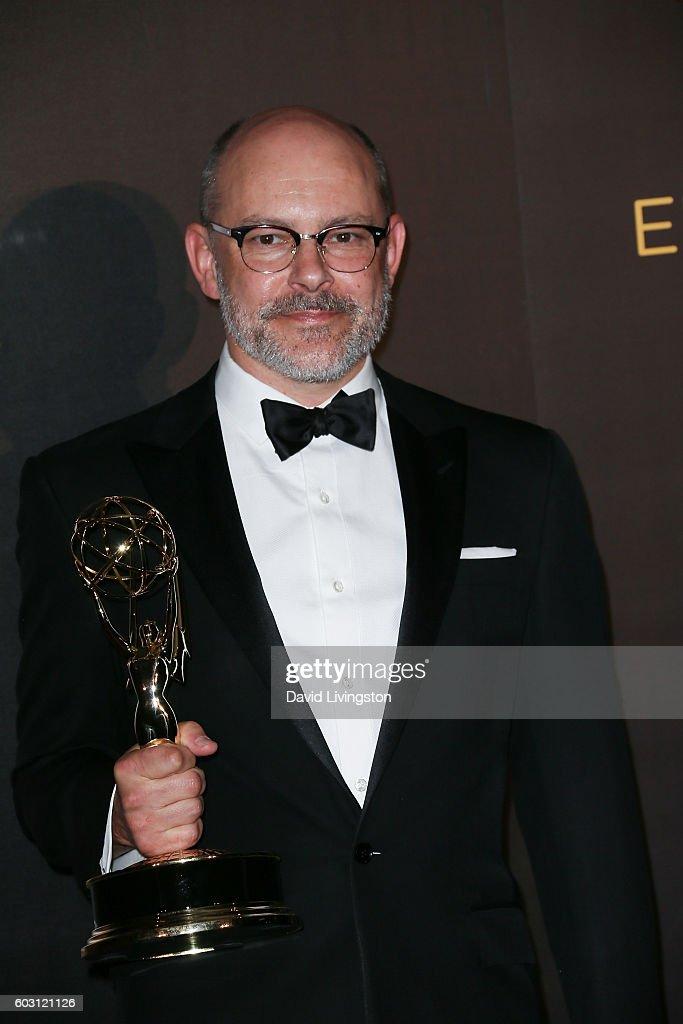 2016 Creative Arts Emmy Awards - Day 2 - Press Room