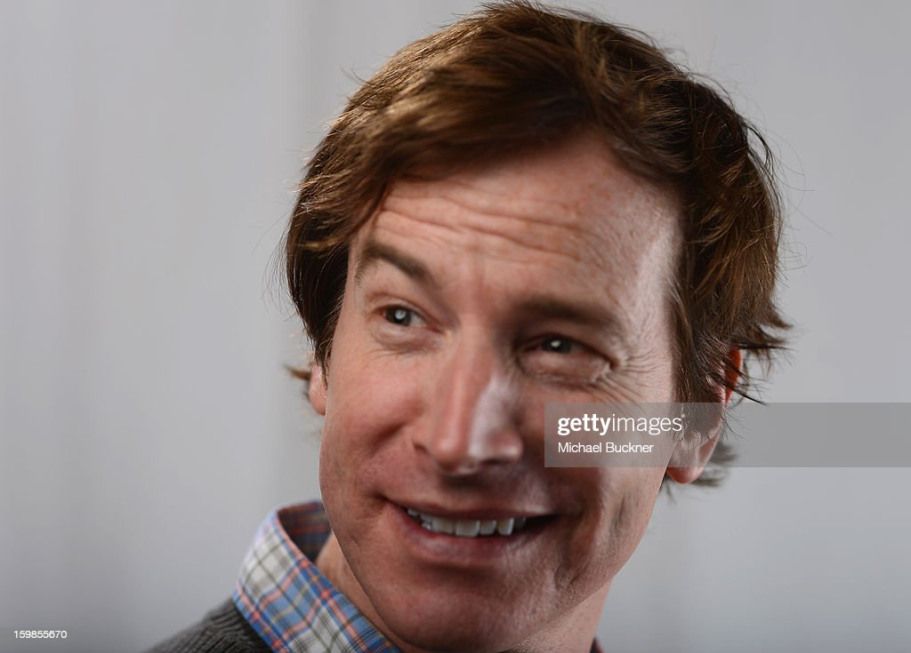 Actor Rob Huebel poses for a portrait at the Photo Studio for MSN Wonderwall at ChefDance on January 21, 2013 in Park City, Utah.