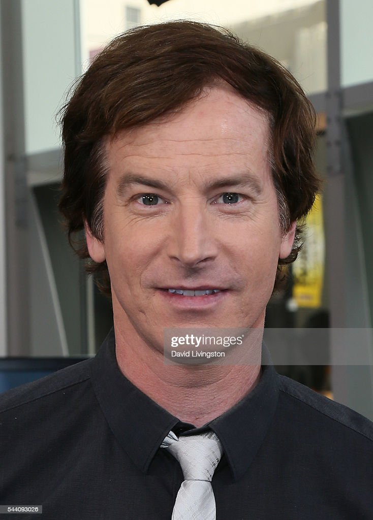 Actor <a gi-track='captionPersonalityLinkClicked' href=/galleries/search?phrase=Rob+Huebel&family=editorial&specificpeople=4315536 ng-click='$event.stopPropagation()'>Rob Huebel</a> visits Hollywood Today Live at W Hollywood on July 1, 2016 in Hollywood, California.