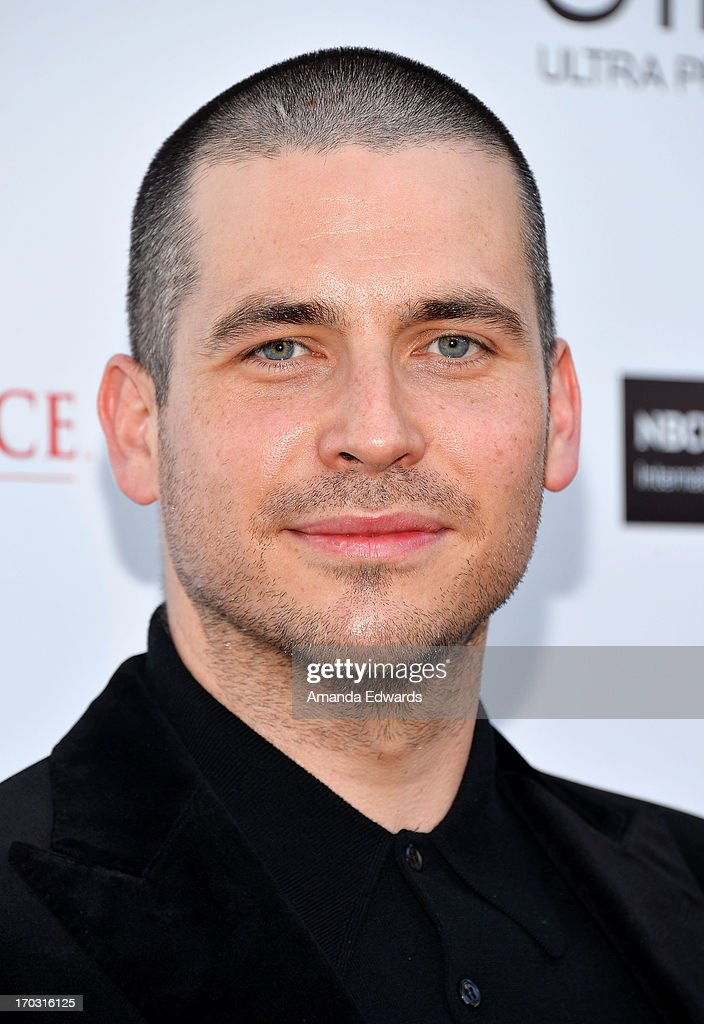 Actor <a gi-track='captionPersonalityLinkClicked' href=/galleries/search?phrase=Rob+James-Collier&family=editorial&specificpeople=7201395 ng-click='$event.stopPropagation()'>Rob James-Collier</a> arrives at the 'Downton Abbey' talent panel Q&A at the Leonard H. Goldenson Theatre on June 10, 2013 in North Hollywood, California.