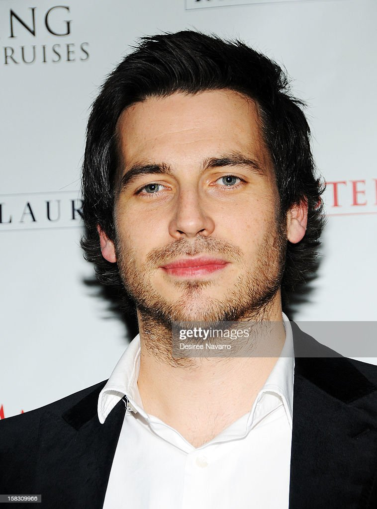 Actor Rob James-Collier attends the 'Downton Abbey' Season 3 Photo Call at the Essex House on December 12, 2012 in New York City.