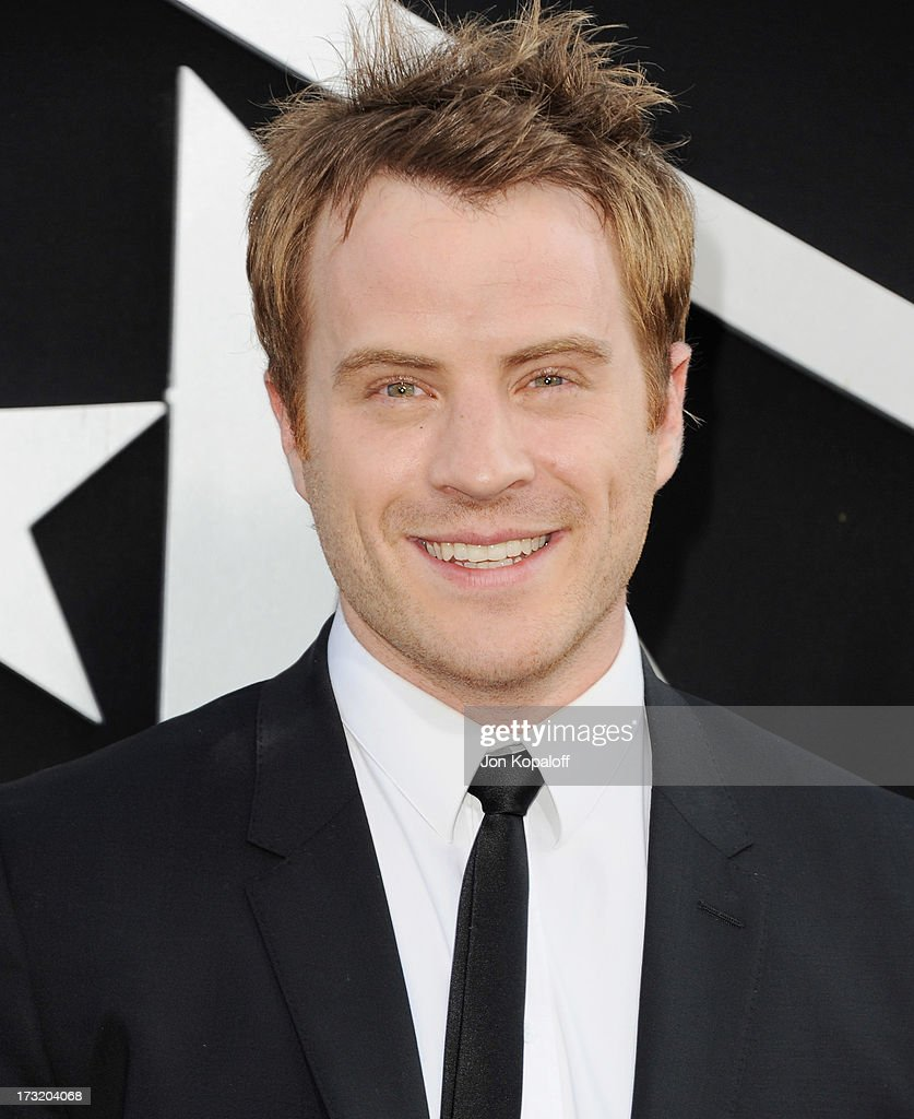 Actor Rob Kazinsky arrives at the Los Angeles Premiere 'Pacific Rim' at Dolby Theatre on July 9, 2013 in Hollywood, California.