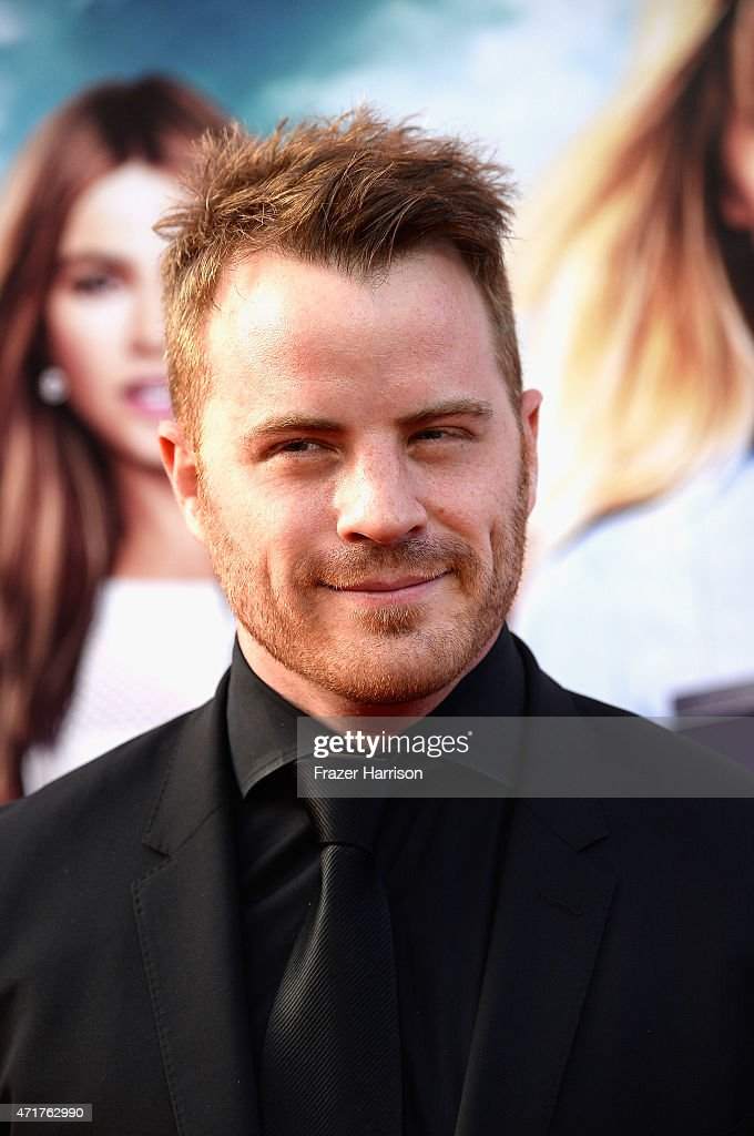 Actor Rob Kazinsky arrives at the Premiere of New Line Cinema And MetroGoldwynMayer's 'Hot Pursuit' at TCL Chinese Theatre on April 30 2015 in...