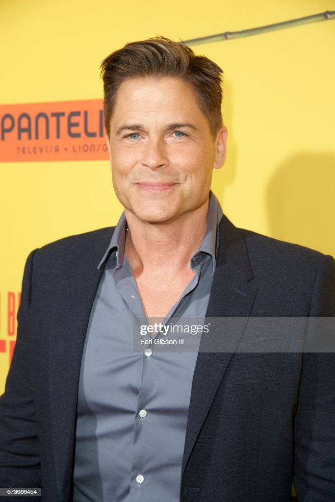Premiere of pantelion films actor rob lowe attends the premiere of pantelion films how to be a latin lover ccuart Image collections