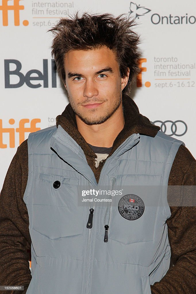Actor Rob Mayes attends the 'John Dies At The End' Premiere during the 2012 Toronto International Film Festival held at Ryerson Theatre on September 15, 2012 in Toronto, Canada.