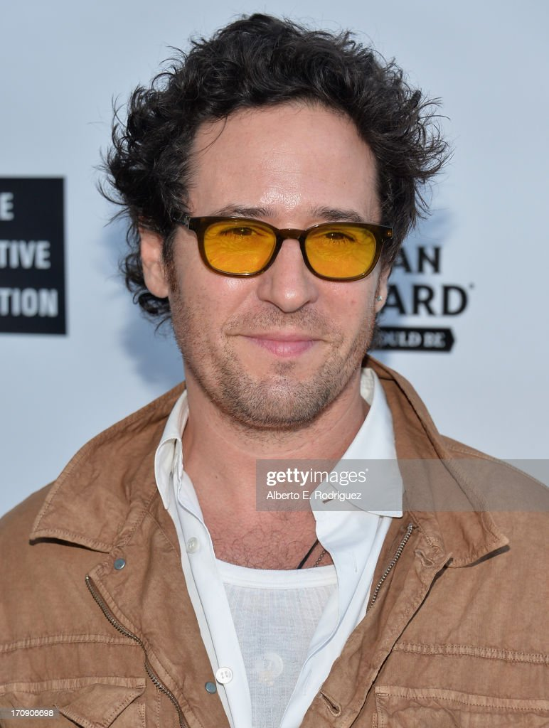 Actor Rob Morrow attends The Creative Coalition's 2013 Summer Soiree at Mari Vanna Los Angeles on June 19 2013 in West Hollywood California