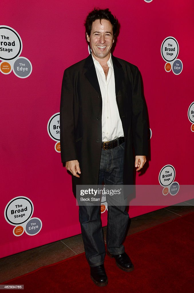Actor <a gi-track='captionPersonalityLinkClicked' href=/galleries/search?phrase=Rob+Morrow&family=editorial&specificpeople=241561 ng-click='$event.stopPropagation()'>Rob Morrow</a> attends the opening night of 'An Iliad' at The Eli and Edythe Broad Stage on January 15, 2014 in Santa Monica, California.