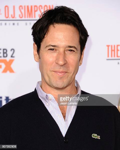 Actor Rob Morrow attends the premiere of 'American Crime Story The People V OJ Simpson' at Westwood Village Theatre on January 27 2016 in Westwood...