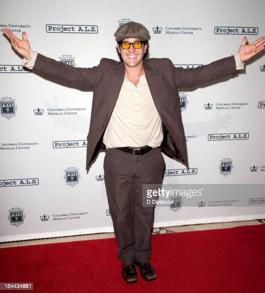 Actor Rob Morrow attends the Project ALS 2012 Family Dinner at Cipriani 42nd Street on October 19 2012 in New York City
