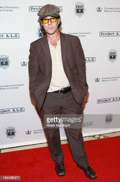 Actor Rob Morrow attends the Project ALS Family Dinner at Cipriani 42nd Street on October 19 2012 in New York City