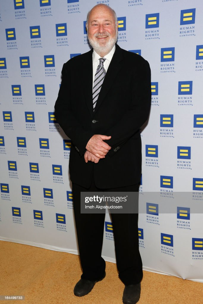 Actor <a gi-track='captionPersonalityLinkClicked' href=/galleries/search?phrase=Rob+Reiner&family=editorial&specificpeople=208749 ng-click='$event.stopPropagation()'>Rob Reiner</a> attends the 2013 Human Rights Campaign Los Angeles Gala at JW Marriott Los Angeles at L.A. LIVE on March 23, 2013 in Los Angeles, California.