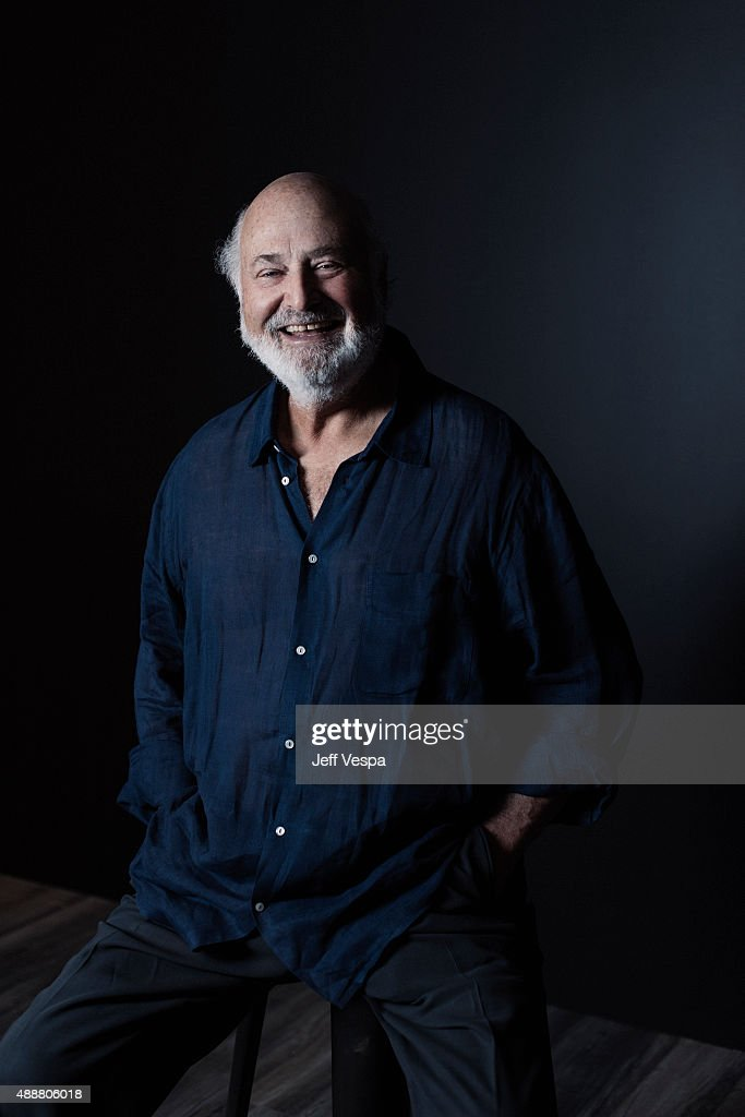 Actor Rob Reiner of 'Being Charlie' poses for a portrait at the 2015 Toronto Film Festival at the TIFF Bell Lightbox on September 14, 2015 in Toronto, Ontario.
