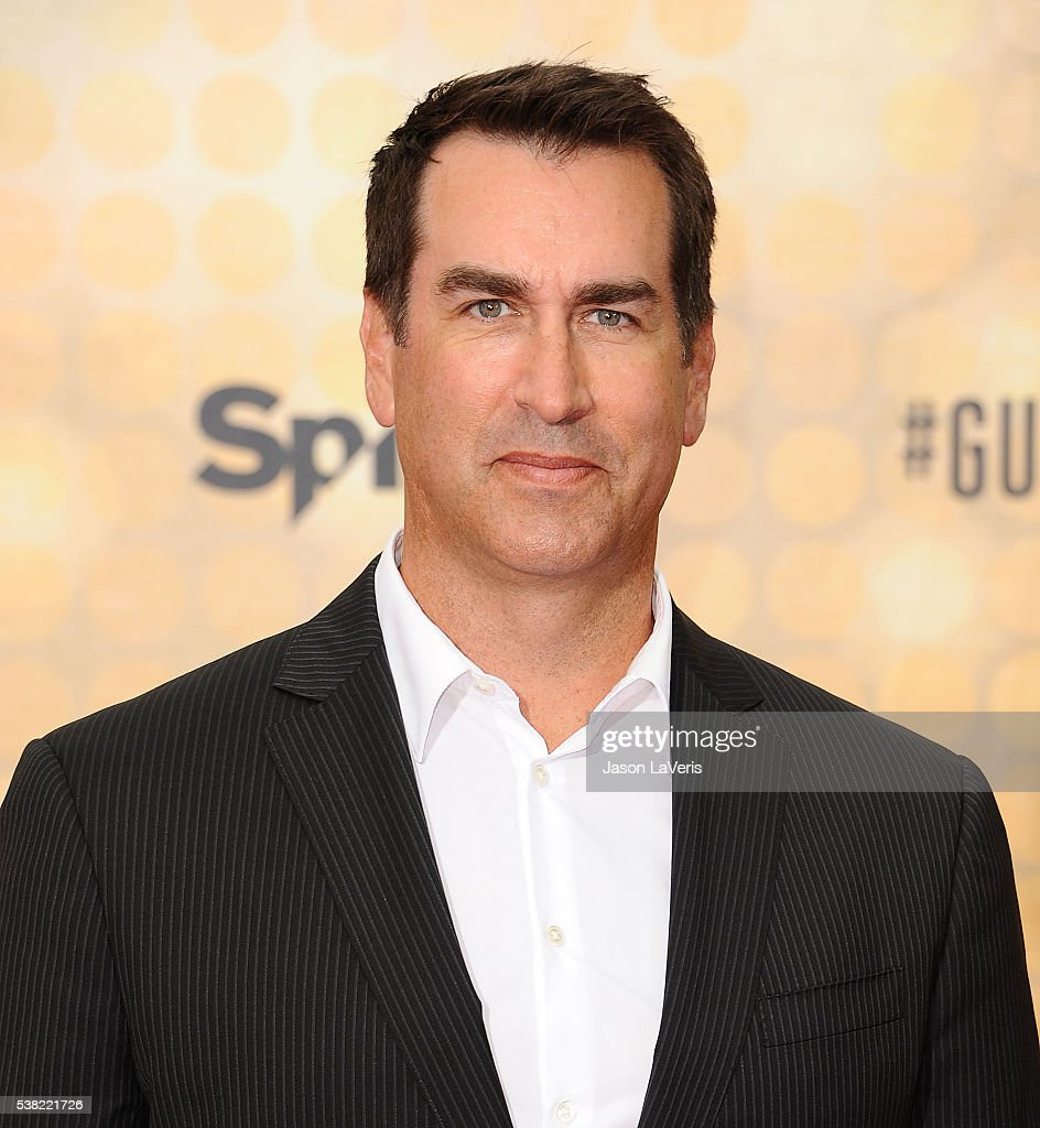 Actor <a gi-track='captionPersonalityLinkClicked' href=/galleries/search?phrase=Rob+Riggle&family=editorial&specificpeople=2789494 ng-click='$event.stopPropagation()'>Rob Riggle</a> attends Spike TV's Guys Choice 2016 at Sony Pictures Studios on June 4, 2016 in Culver City, California.