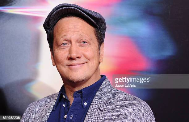 Actor Rob Schneider attends the premiere of 'Flatliners' at The Theatre at Ace Hotel on September 27 2017 in Los Angeles California