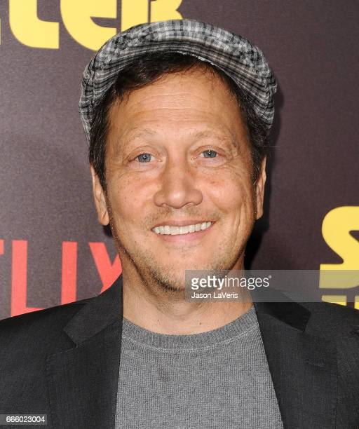 Actor Rob Schneider attends the premiere of 'Sandy Wexler' at ArcLight Cinemas Cinerama Dome on April 6 2017 in Hollywood California
