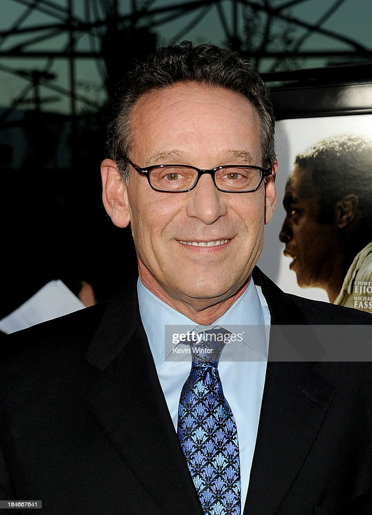Actor Rob Steinberg arrives at the premiere of Fox Searchlights' '12 Years A Slave' at the Directors Guild on October 14, 2013 in Los Angeles, California.