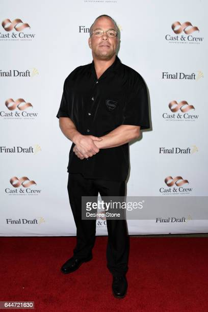 Actor Rob Van Dam attends the 12th Annual Final Draft Awards at Paramount Theatre on February 23 2017 in Hollywood California